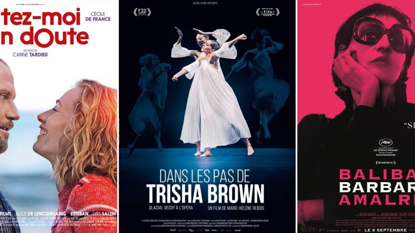 Cinéma : 3 films à ne pas rater cette semaine