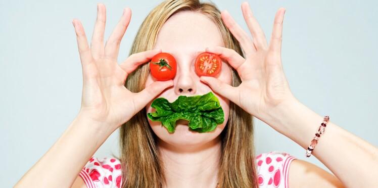 Végétarien : attention au risque de dépression !