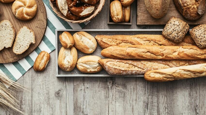 Notre vrai faux sur le pain