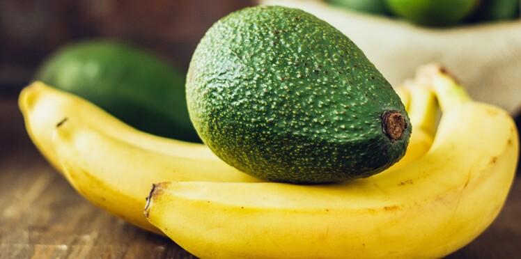Avocat et banane, ils aiment nos artères