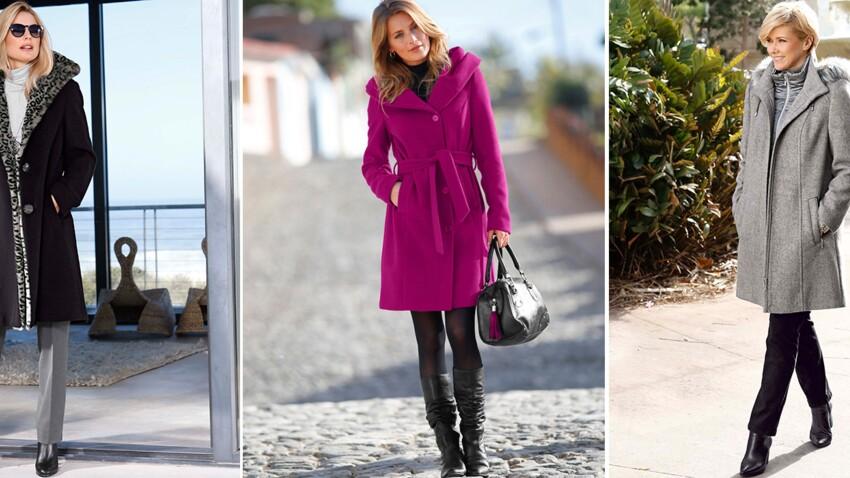 Bien choisir son manteau après 50 ans