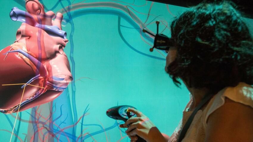 Réalité virtuelle: quand l'illusion guérit