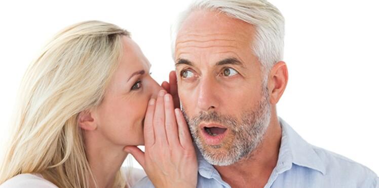 Les secrets, c'est mauvais pour la santé !