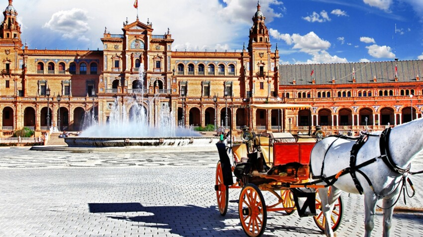 5 bonnes raisons de visiter l'Andalousie