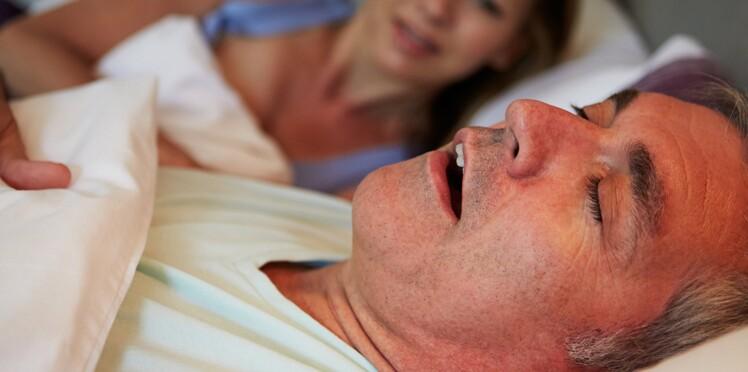 L'apnée du sommeil affecterait aussi le cerveau !