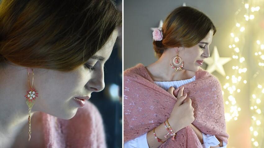 DIY : Des boucles d'oreilles fantaisie