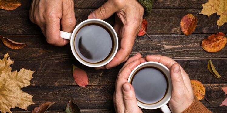 Une tasse de café contre l'AVC
