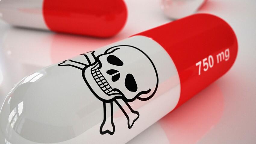 Attention aux médicaments anti-acides pendant les fêtes !