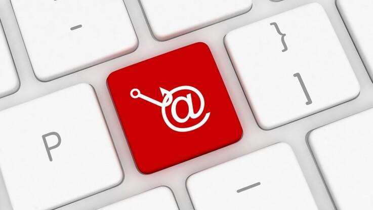 Attention aux faux mails de La Banque Postale !