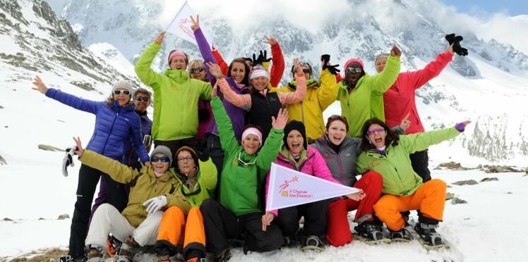 """Zoom sur l'association """"À chacun son Everest"""""""