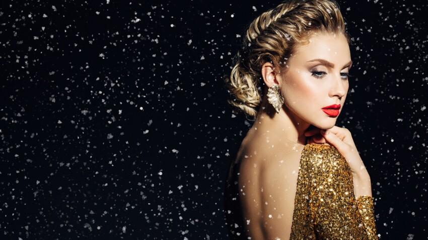 Beauté : 10 astuces glamour spécial réveillon