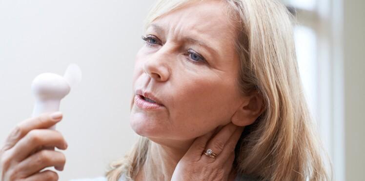 Bouffées de chaleur à la ménopause = risque de diabète ?