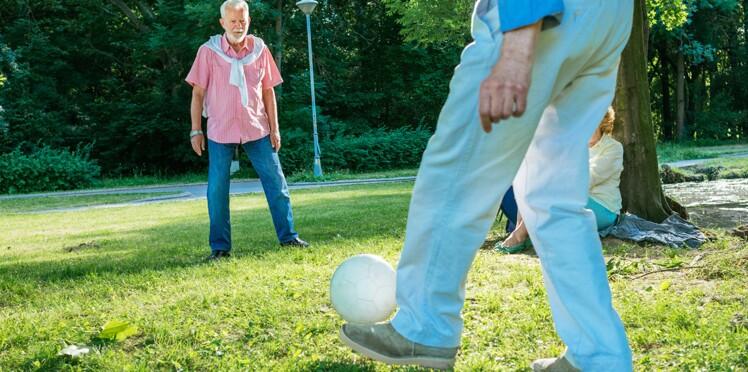 Inédit : un nouveau sport exclusivement réservé aux seniors !