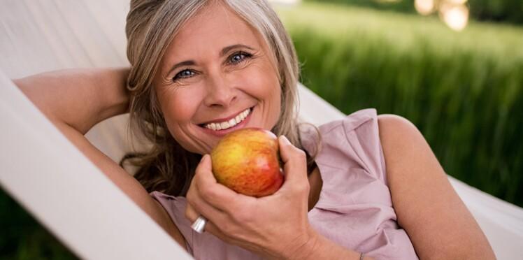 Ménagez vos poumons, mangez des pommes et des tomates !