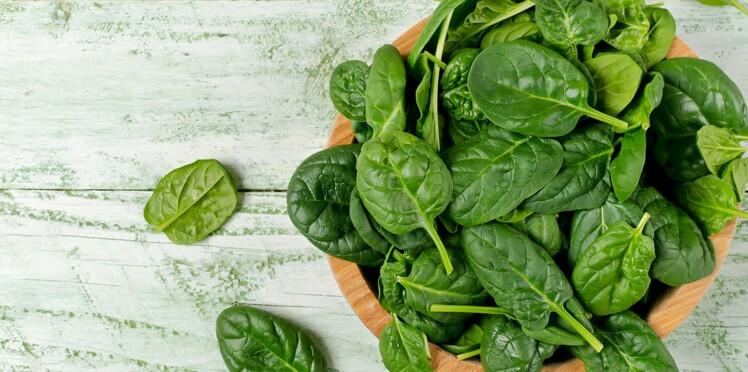 Des légumes verts contre la démence ?