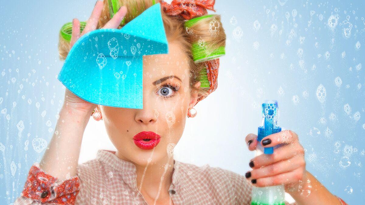Comment Enlever Les Gouttes De Calcaire Sur Les Vitres ménage : 8 astuces pour faire briller la salle de bains