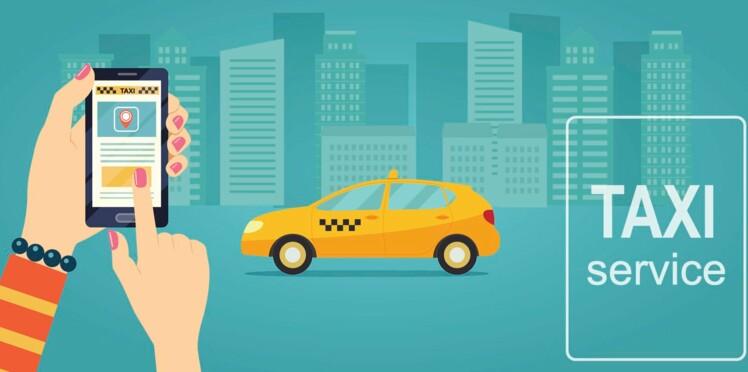 Comment marche l'appli Uber, pour trouver un chauffeur