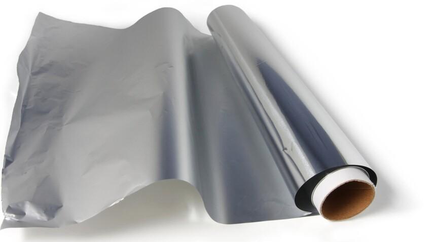 Papier aluminium : 10 utilisations surprenantes pour la maison