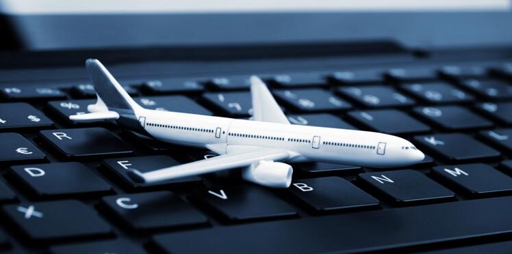 Attention à l'arnaque aux billets d'avion gratuits