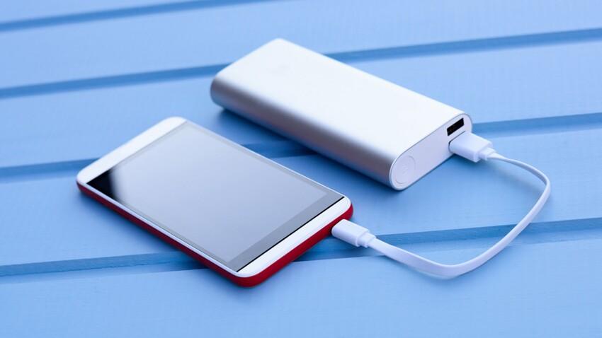 La batterie de secours pour smartphone, une bonne idée ?