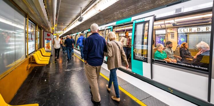 Les transports, bientôt gratuits pour les seniors parisiens ?
