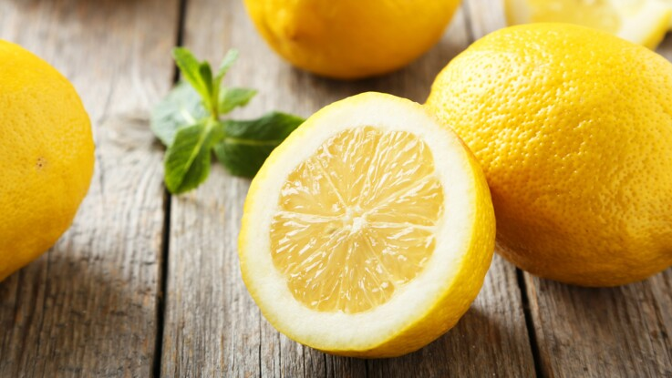 Le citron, il est magique aussi dans la maison !