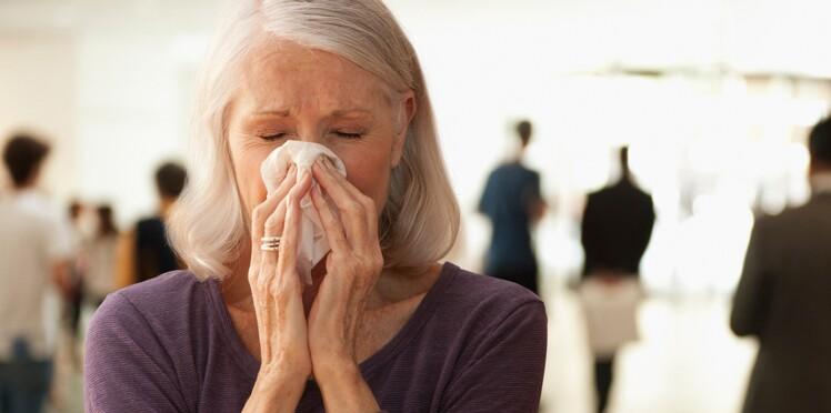 La grippe peut se transmettre sans toux ni éternuement