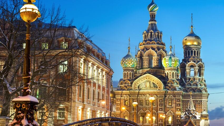 5 bonnes raisons d'aller à Saint-Pétersbourg