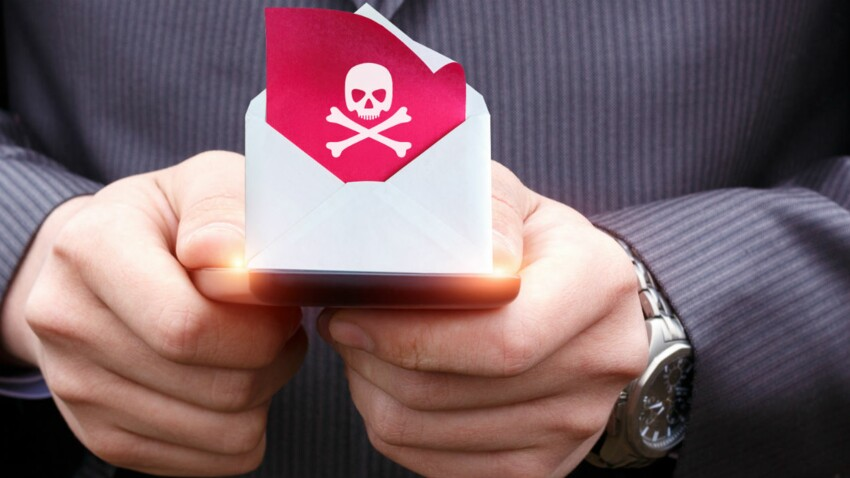 Arnaque : gare aux faux mails des impôts !