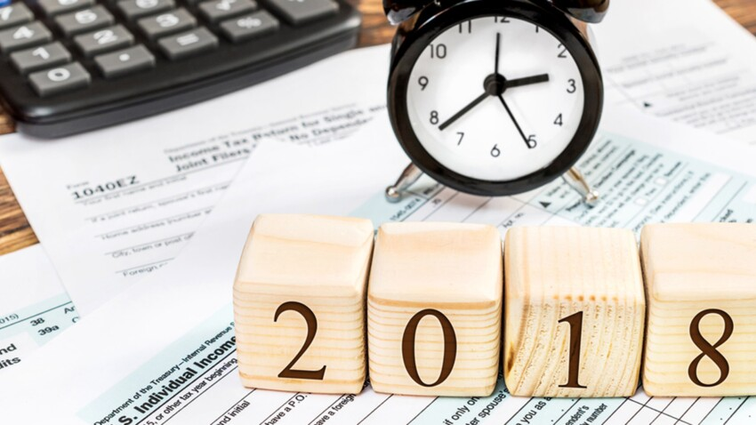 Calendrier fiscal : les principales échéances de 2018