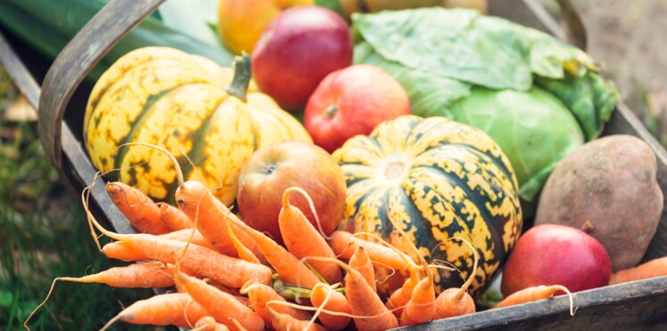 Pesticides : les fruits et légumes les moins contaminés sont…