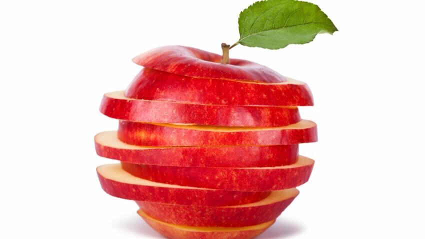 Les 5 vertus santé de la pomme