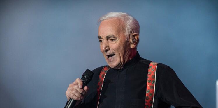 Charles Aznavour : la dernière tournée du patron ?