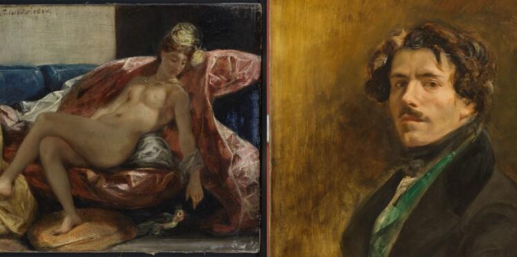 5 choses à savoir sur Eugène Delacroix
