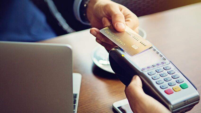 Une nouvelle arnaque avec le paiement sans contact