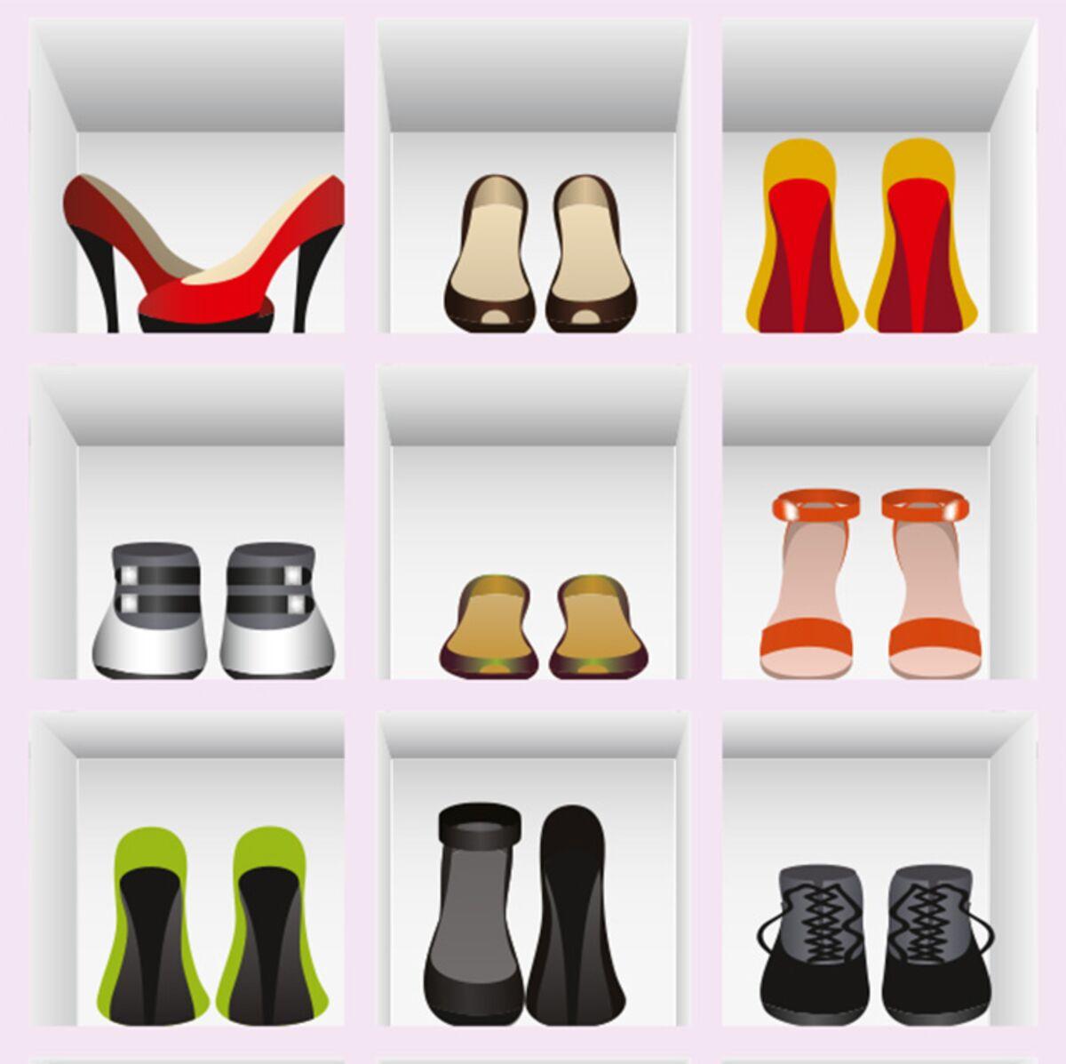 Comment Ranger Ses Chaussures 5 astuces pour bien ranger ses chaussures : femme actuelle