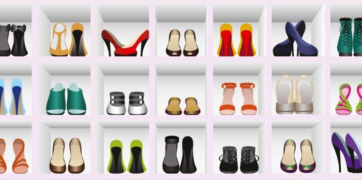 d1110b97688c9 5 astuces pour bien ranger ses chaussures   Femme Actuelle Le MAG