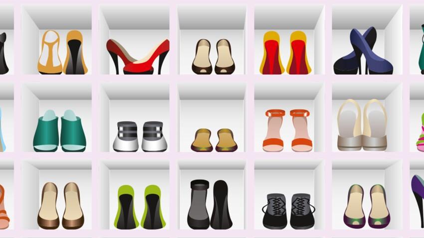 5 astuces pour bien ranger ses chaussures