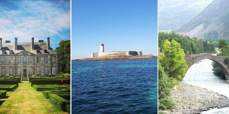 Loto du patrimoine : les monuments à sauver en images