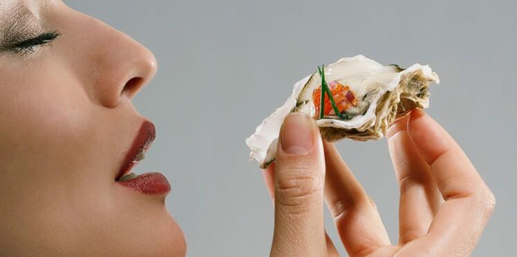 Les fruits de mer bons pour la libido ?