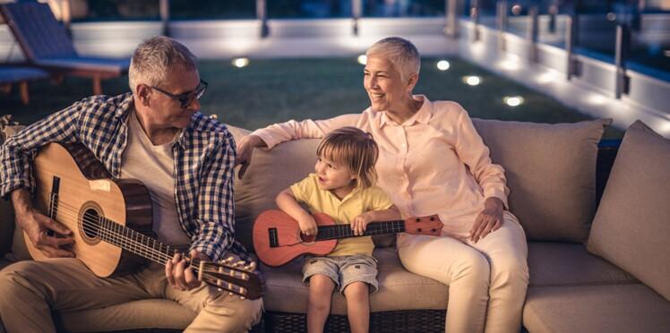 Enfants : musique partagée, relation embellie !
