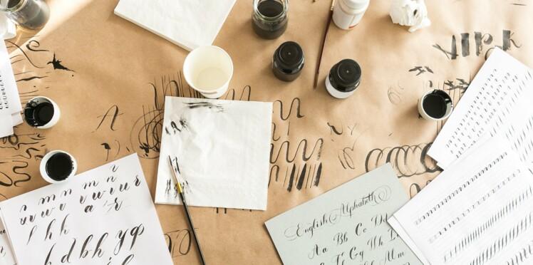 Comment se lancer dans la calligraphie ?