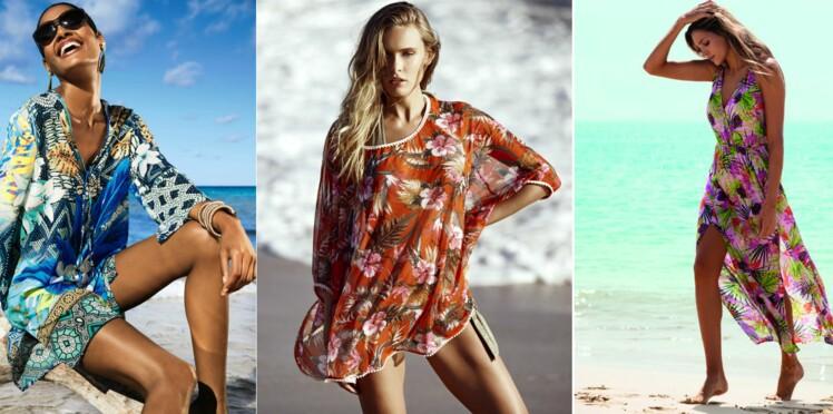 26ab12b7cf2 Mode   chic et confortable à la plage après 50 ans   Femme Actuelle ...