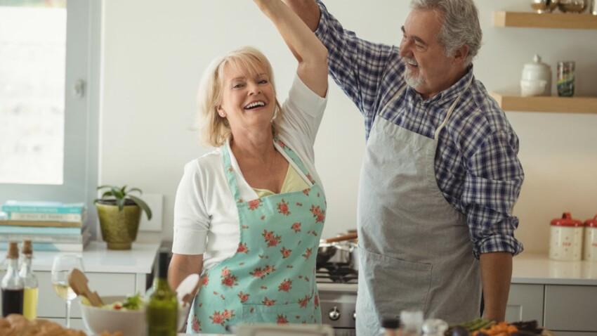 Les secrets de la cuisine bonne humeur !