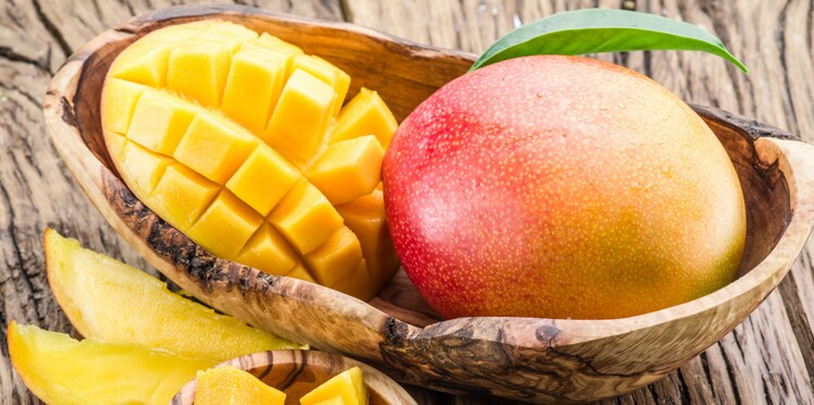 Contre l'hypertension, mangez des mangues !