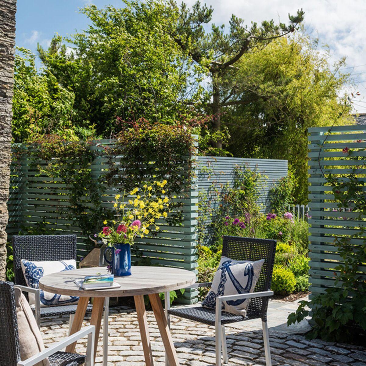 Arbuste Brise Vue Terrasse jardin ou terrasse en ville: pour vivre heureux, vivons
