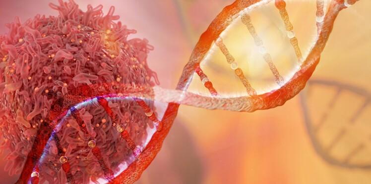 Cancer : découverte d'une supermolécule