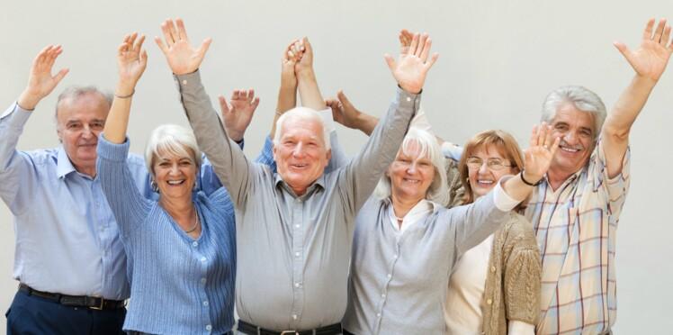 Notre estime de soi au top entre 60 et 70 ans !
