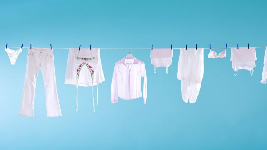 Pour votre santé, lavez vos vêtements neufs !