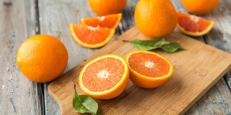 Une orange par jour pour lutter contre la DMLA